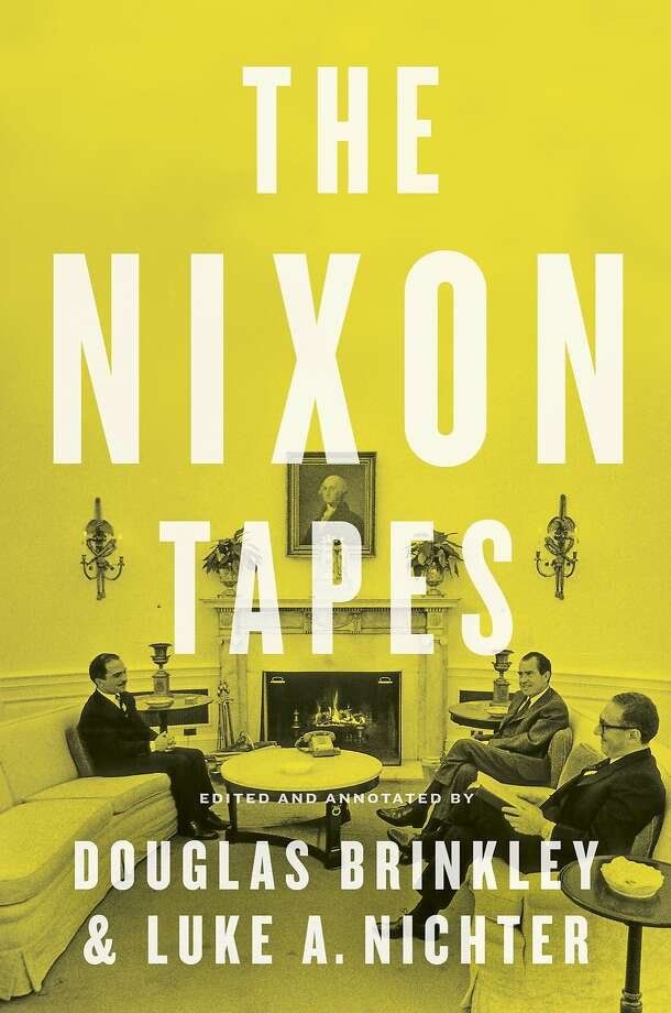 "cover of ""The Nixon Tapes"""