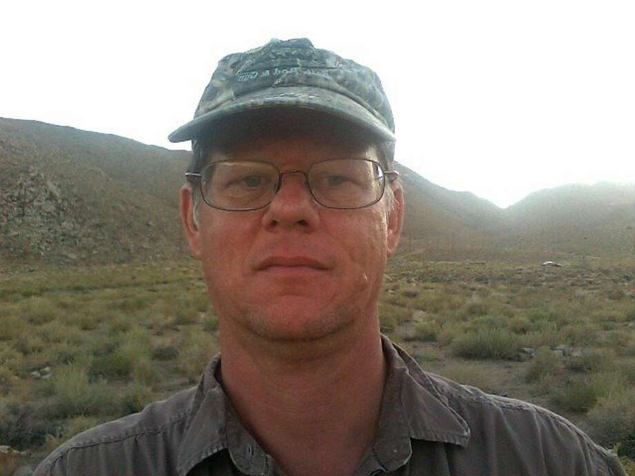 William T. Vollmann Photo: Courtesy William T. Vollmann