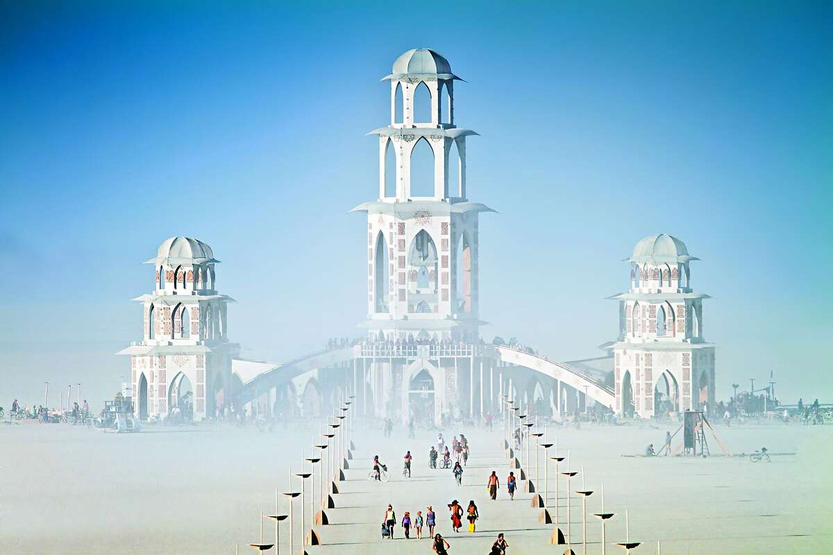 The Temple of Transition From the book,