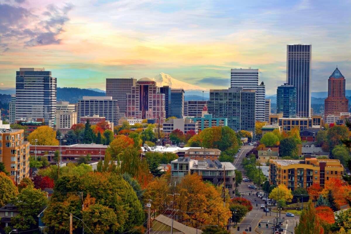2. Portland, Oregon