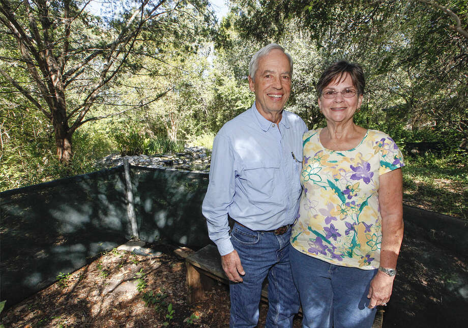 Donald and Susan Schaezler have dropped their opposition to a new subdivision after the developer modified his plans. Photo: MARVIN PFEIFFER / Marvin Pfeiffer / Prime Time New / Prime Time Newspapers 2013