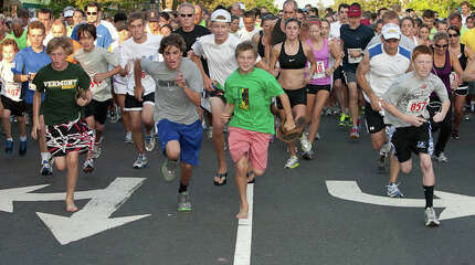 The sixth annual All Out for Autism 5k walk/run will be held Friday, Aug. 22. All proceeds from the event benefit programs and events for children with special needs at the New Canaan YMCA.
