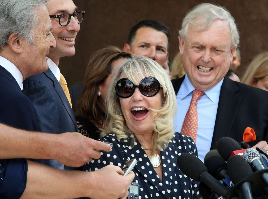 A judge ruled in favor of Shelly Sterling, above, in her effort to sell the Clippers. Photo: Nick Ut, Associated Press