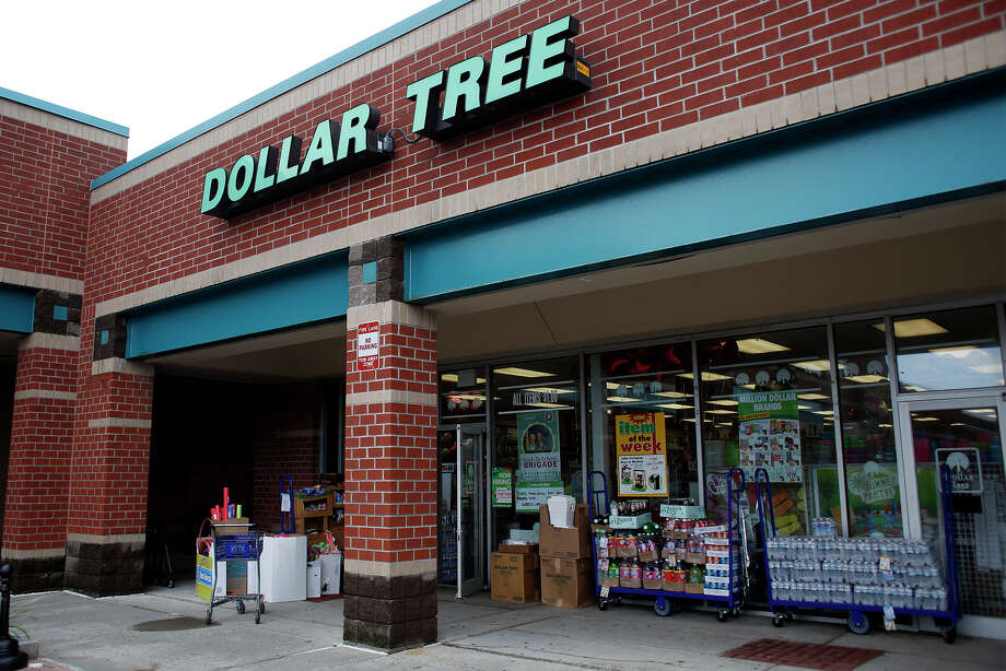 Exterior of a Dollar Tree store Monday, July 28, 2014, at Latham Farms in Colonie, N.Y. Dollar Tree reached an agreement to buy the Family Dollar chain for $8.5 billion in cash and stock. (Tom Brenner/ Special to the Times Union) Photo: Tom Brenner / ©Tom Brenner/ Albany Times Union