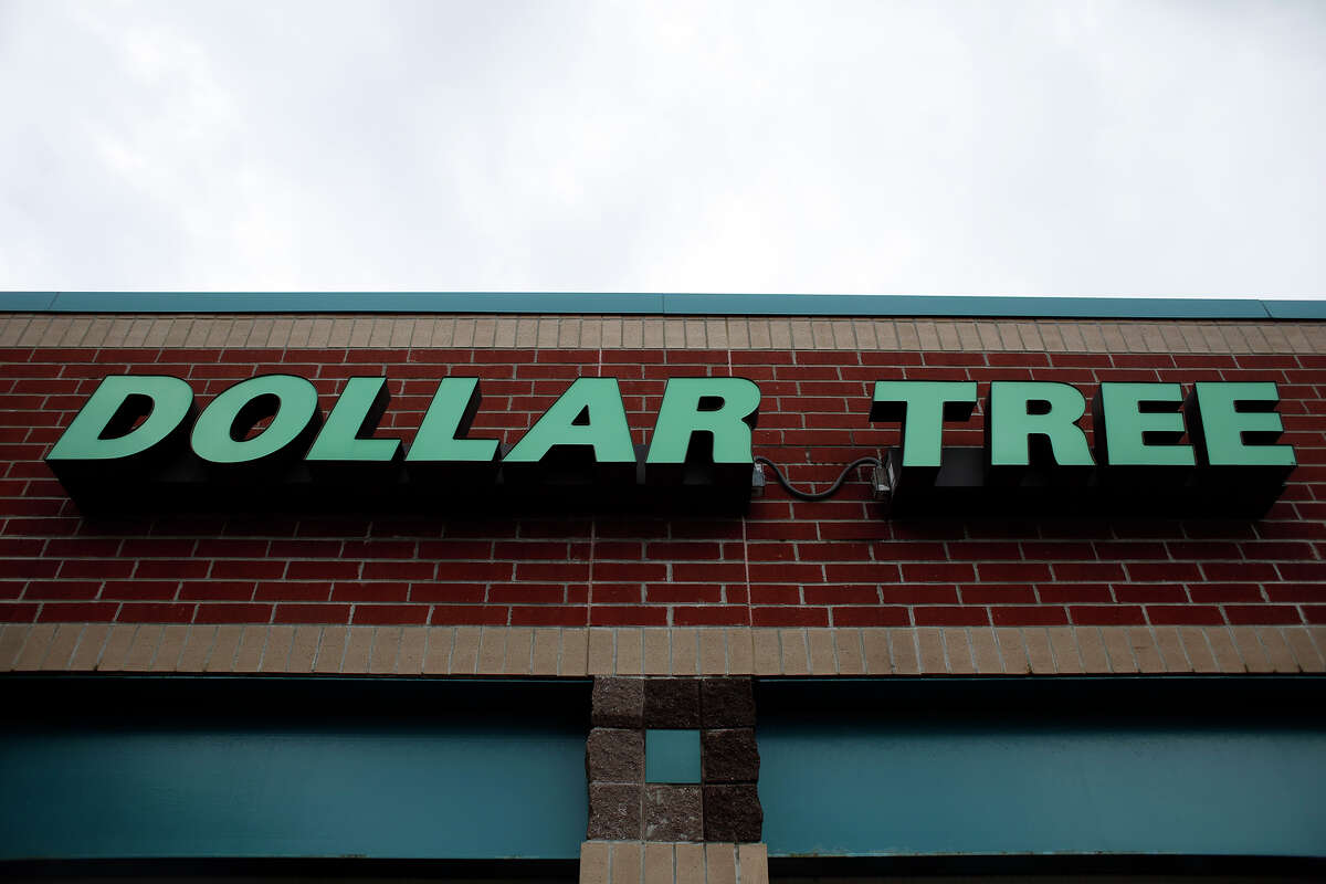 Exterior of a Dollar Tree store Monday, July 28, 2014, at Latham Farms in Colonie, N.Y. Dollar Tree reached an agreement to buy the Family Dollar chain for $8.5 billion in cash and stock. (Tom Brenner/ Special to the Times Union)