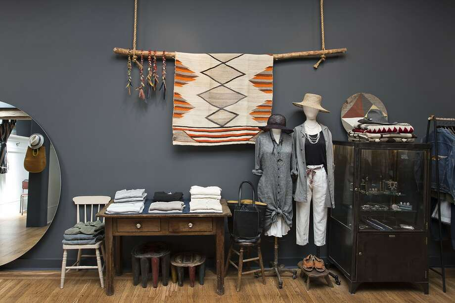 Reliquary has moved its Cali-Southwestern bohemian-chic vintage garb, adornments and curiosities around the corner from Octavia to 544 Hayes St. Photo: Reliquary