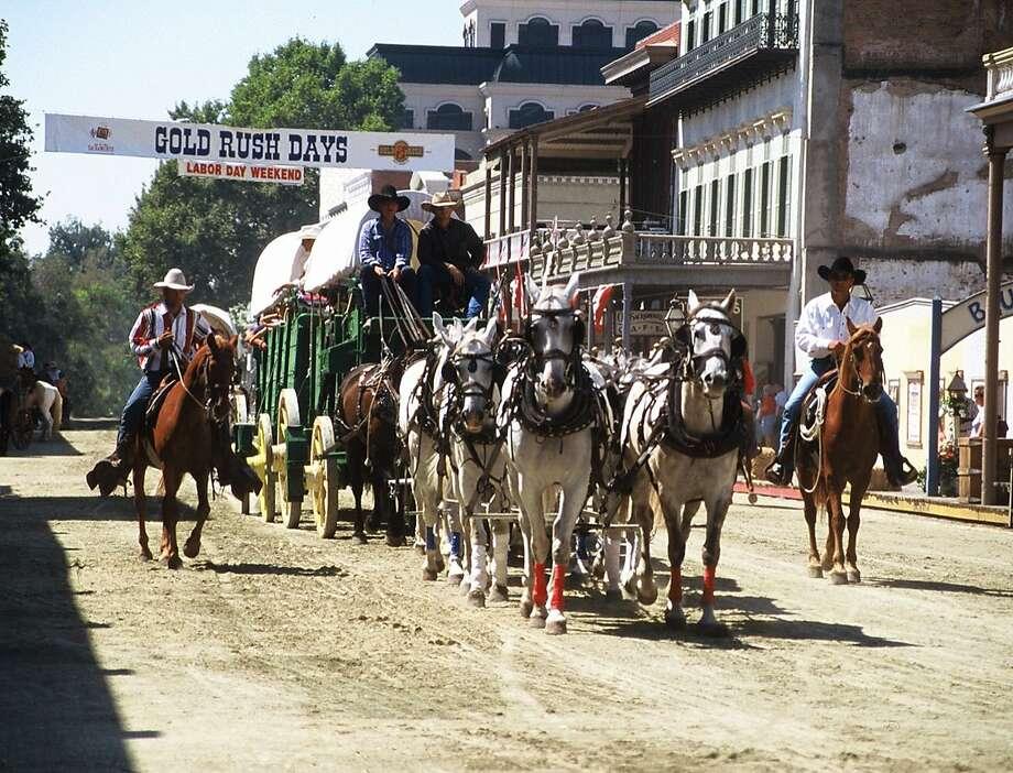 Sacramento Gold Rush Days. Photo: Sacramento CVB