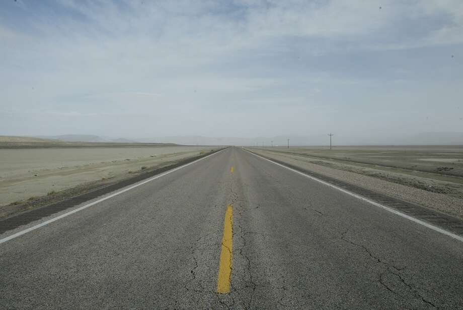 "Eureka, Nev., and its Owl Club are on Highway 50, a.k.a. ""The Loneliest Road in America."" Photo: Deanne Fitzmaurice, The Chronicle"