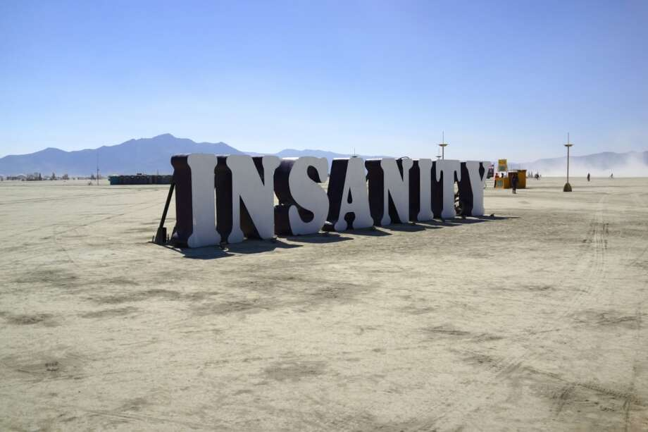 A bit redundant, but OK. Jessica Panuccio's Project Insanity. For those heavily narcotized moments when you just can't think of a word for what you're seeing and experiencing around you on the playa.