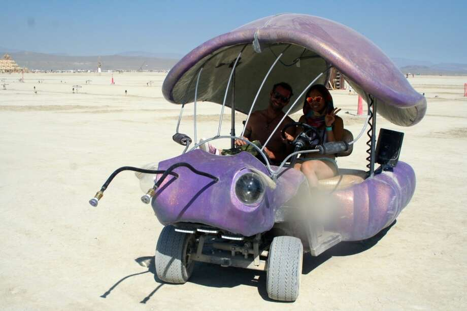 Purple bug, just keepin' it real, yo.