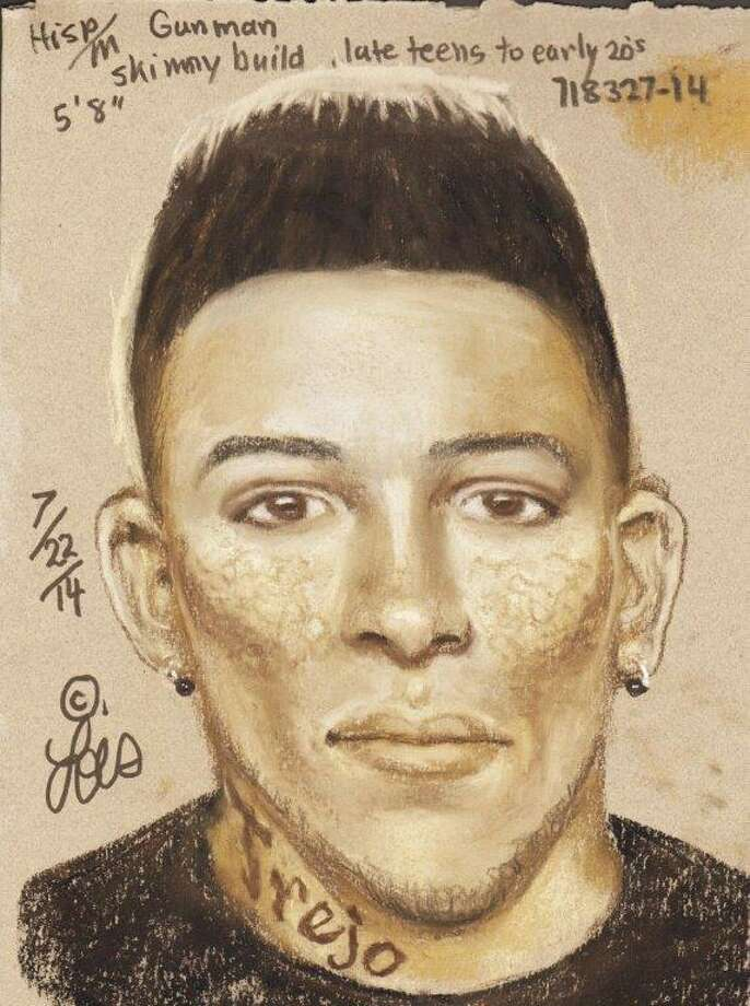 Composite sketch Photo: Houston Police Department