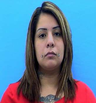 Ashley Rodriguez, 22, charged with manufacture or delivery of a controlled substance Photo: Guadalupe County Jail Records,  Courtesy