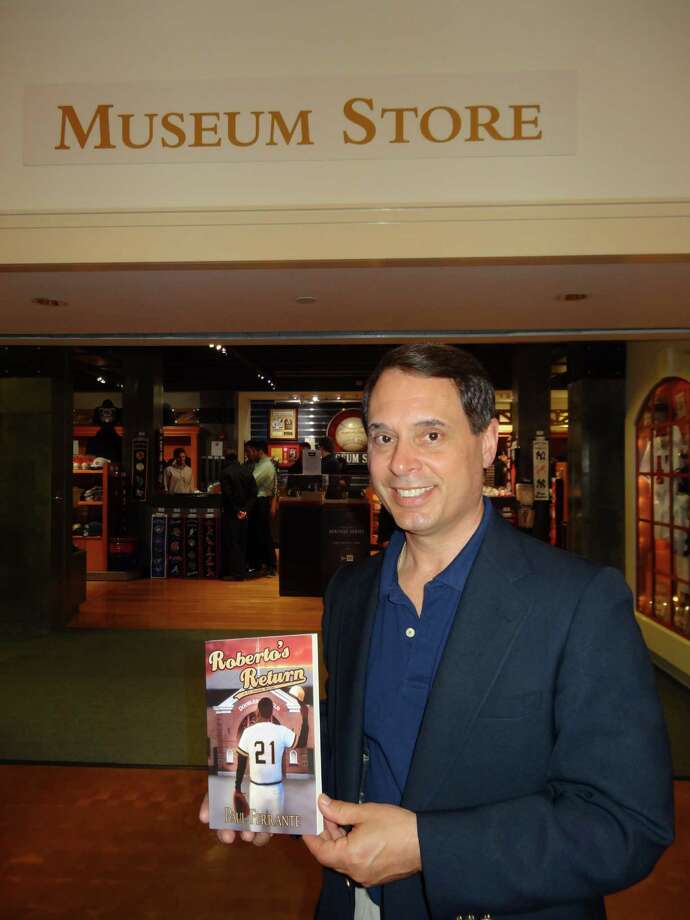 Fairfield resident and Coleytown Middle School teacher Paul Ferrante will speak as part of the National Baseball Hall of Fame's Summer Author Series on August 7. Photo: Contributed Photo / Westport News Contributed