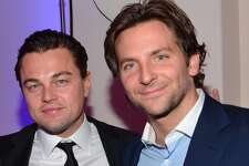 12 Jan 2013 LOS ANGELES, CA - JANUARY 12: Actors Leonardo DiCaprio and Bradley Cooper attend the 2nd Annual Sean Penn and Friends Help Haiti Home Gala benefiting J/P HRO presented by Giorgio Armani at Montage H... Read more By: Alberto E. Rodriguez Collection: Getty Images Entertainment People: Leonardo DiCaprio; Bradley Cooper