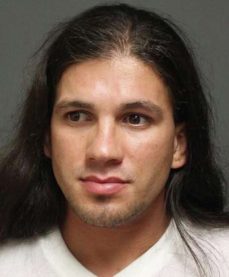 Joel Lopez, 27, of Bridgeport, has been charged in connection with several car break-ins that happened earlier this year. Photo: Contributed Photo /  Fairfield Citizen contributed