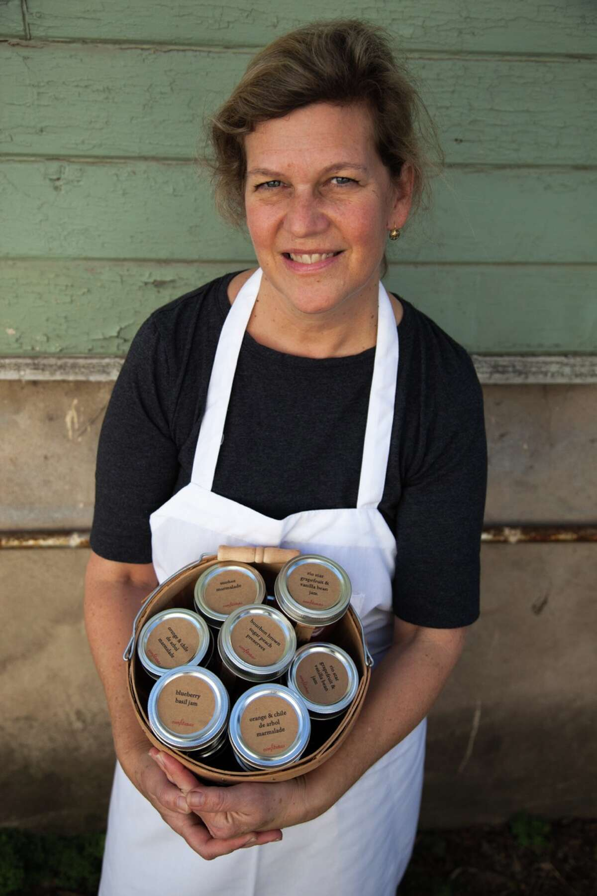 Stephanie McClenny of the Confituras will lead a conserves class Aug. 9.