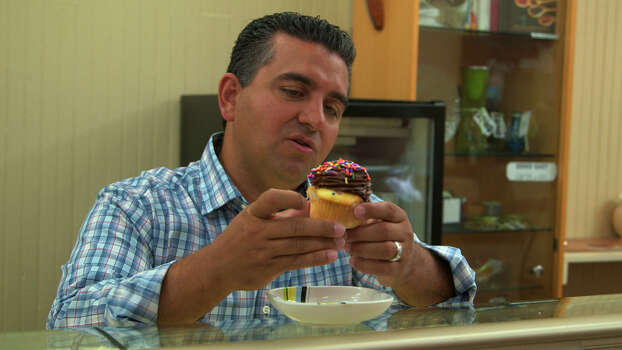 "The Third Ward sweet shop Not Jus' Donuts is the most recent local restaurant to be highlighted on national television after being seen on ""Cake Boss"" star Buddy Valastro's ""Buddy's Bakery Rescue."" Photo: TLC / Discovery Communications"