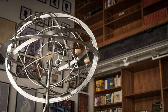 The interior of Interval in San Francisco, Calif., is seen on Monday, July 28th, 2014.