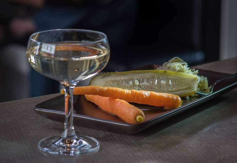 The J.P.A. Martini at the Interval in S.F. uses genever, a precursor to gin. Photo: John Storey, Special To The Chronicle