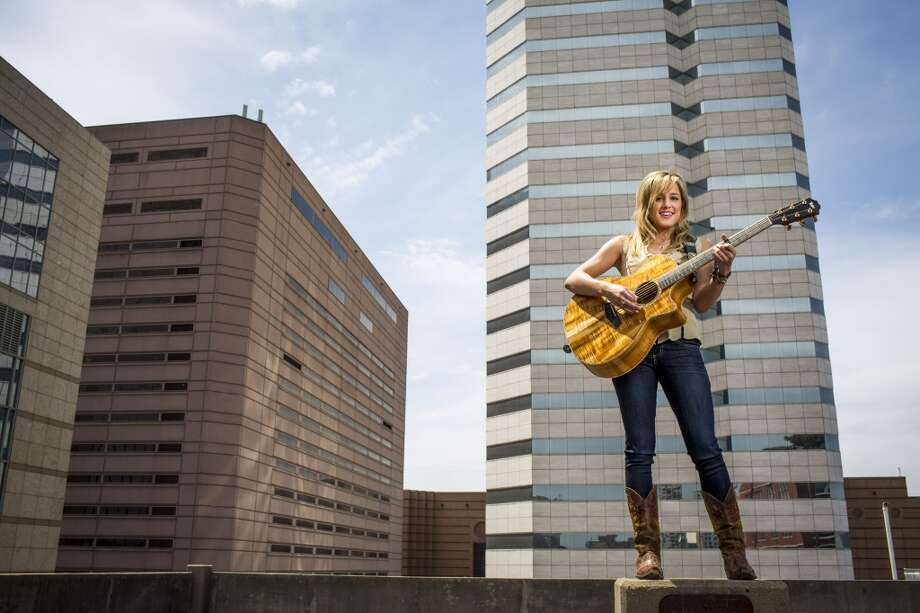 Mary Sarah grew up in Richmond and Sugar Land. Photo: Eric Kayne, For The Chronicle