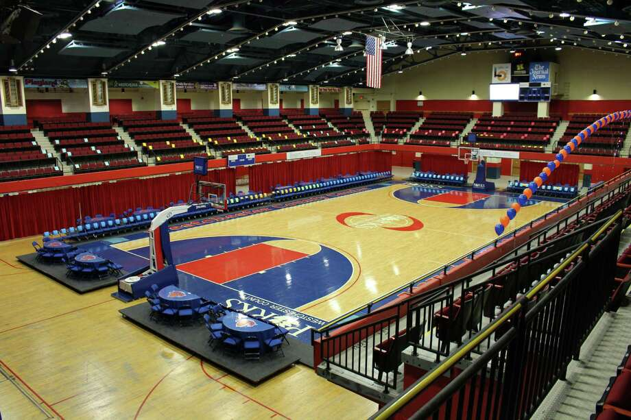 The Westchester Knicks' first season at the 2,100-seat Westchester County Center in White Plains starts in November. Photo: Madison Square Garden Co./Contri / Madison Square Garden Co. Connecticut Post Contributed