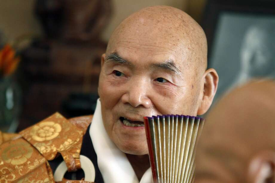 Monk Joshu Sasaki Roshi taught thousands a particularly rigorous brand of Zen practice but also was accused of sexually abusing female students. Photo: Irfan Khan, McClatchy-Tribune News Service