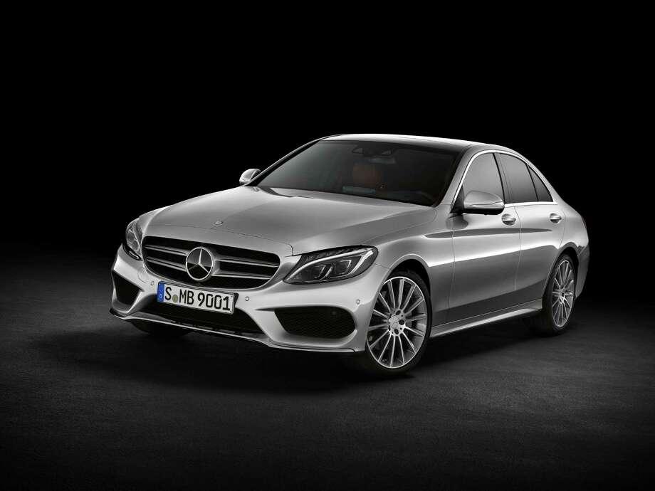 The 2015 Mercedes-Benz C-Class Photo: Mercedes-Benz, Newspress USA / © 2013 Mercedes-Benz USA