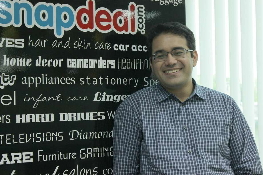 Kunal Bahl, founder and CEO of Snapdeal. Photo: Kunal Bahl, Snapdeal