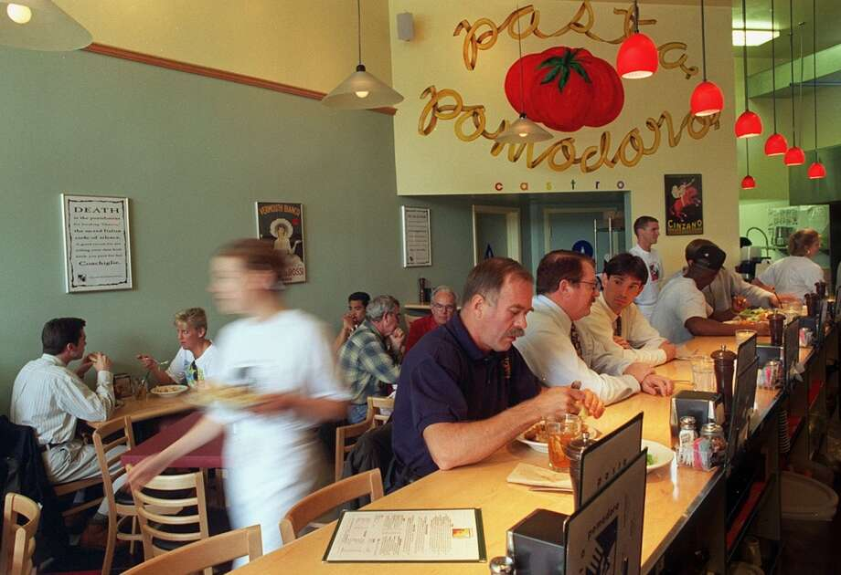 Bay Area Italian food chain, Pasta Pomodoro, has suddenly shuttered its 15 locations in a surprise move the day after Christmas. Photo: MICHAEL MACOR