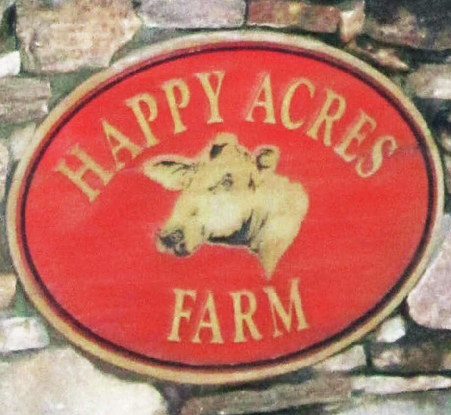 Happy Acres Farm still rings true as a symbol of Sherman's rich farming heritage. Photo: Norm Cummings / The News-Times