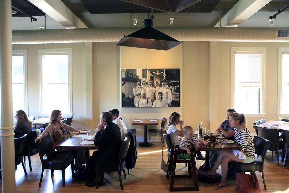 The main dining room at The Commissary in San Francisco, CA, Thursday, July 24, 2014. Photo: Michael Short, The Chronicle