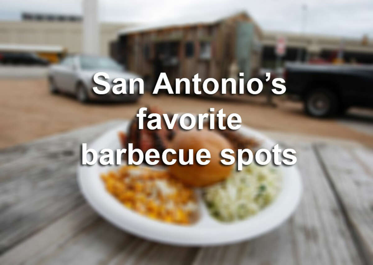 Click through the slideshow to see San Antonio's favorite barbecue spots.