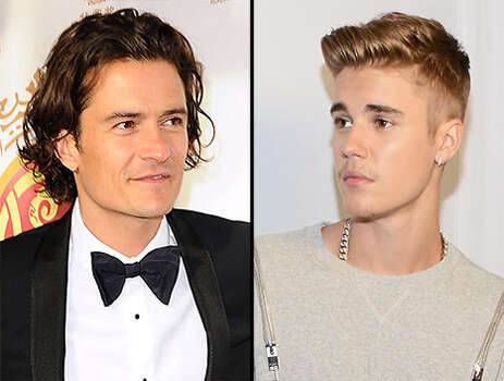 """Orlando Bloom and Justin Bieber have been at odds ever since the """"Heartbreaker"""" singer was seen getting flirty with model Miranda Kerr at a Victoria's Secret fashion show in 2012. The incident reportedly lead to tension between the married couple, who went on to separate in 2013.  Keep clicking for more crazy celebrity feuds."""