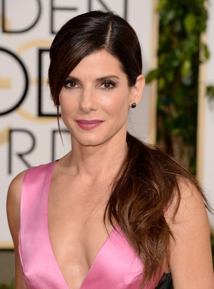 Actress Sandra Bullock attends the 71st Annual Golden Globe Awards held at The Beverly Hilton Hotel Photo: Jason Merritt, Getty Images / 2014 Getty Images