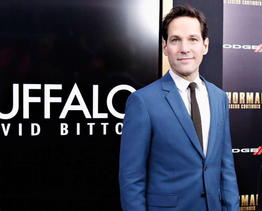 Hyundai has announced actor Paul Rudd will voice its 2015 Sonata commercials. Photo: Cindy Ord, Getty Images / 2013 Getty Images