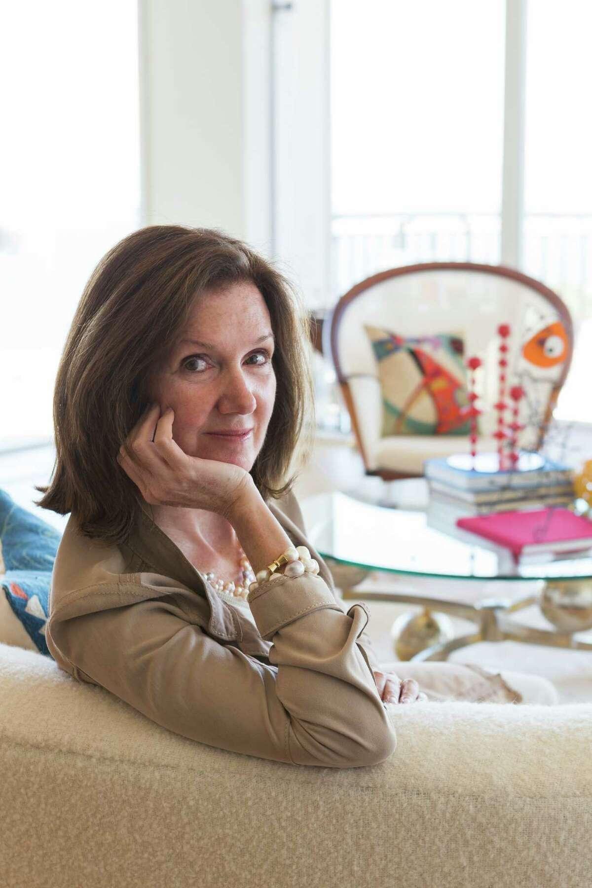 Interior designer Fannie Allen.