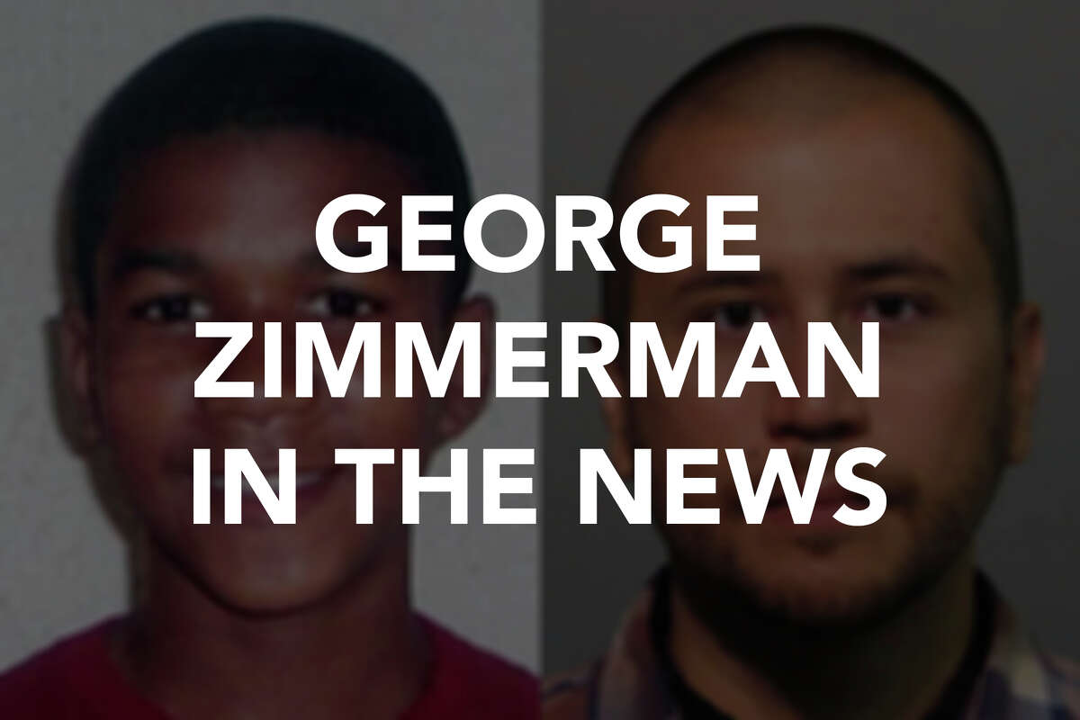 Since George Zimmerman was found not guilty in the death of Trayvon Martin, he has remained in the news.