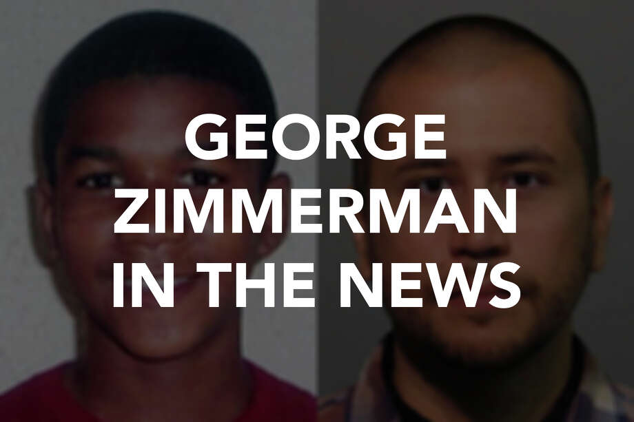 Since George Zimmerman was found not guilty in the death of Trayvon Martin, he has remained in the news. Photo: Uncredited, Uncredited/Associated Press
