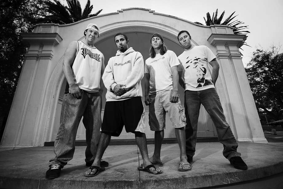 Rebelution, a reggae group that formed a decade ago in Santa Barbara, has become one of the top acts on the summer festival circuit. Photo: Rebelution Music