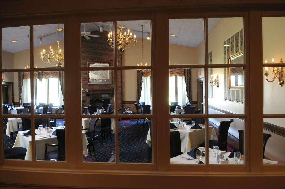View into the dining room of  Grille One Six Five at the Normanside Country Club on Wednesday  Nov. 2, 2011 in Delmar, NY. (Philip Kamrass / Times Union ) Photo: Philip Kamrass / 00015242A