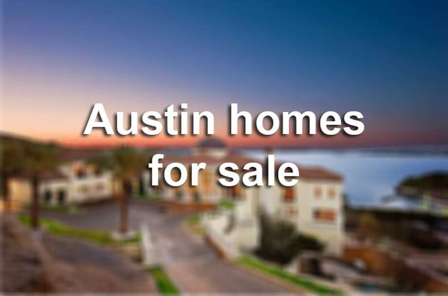 The Texas capitol's real-estate market is the fastest-moving and most competitive market in the country, a new report has found. Click through the gallery to see some of the homes offered for sale in Austin.