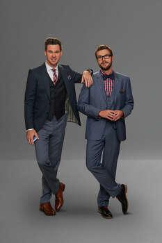 AMERICA'S GOT TALENT -- Season 9 -- Pictured: David and Leeman -- (Photo by: Jonathan Orenstein/NBC) Photo: NBC, Jonathan Orenstein/NBC / 2014 NBCUniversal Media, LLC.