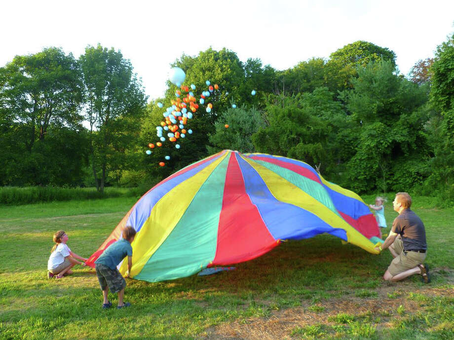 Friday Family Fun Night: Games & Star Gazing takes place at New Canaan Nature Center on Friday, Aug. 8. Photo: Contributed Photo / Stamford Advocate Contributed