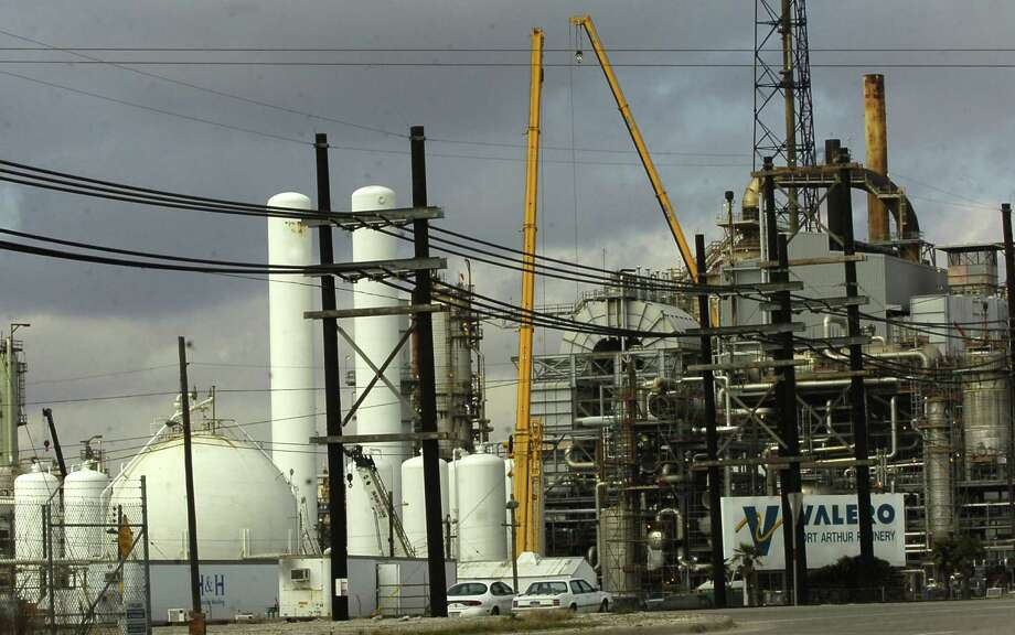 Valero Port Arthur Refinery.