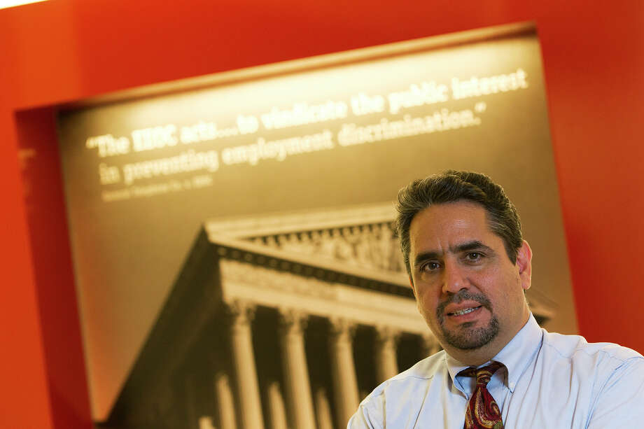 David Lopez, general counsel of the Equal Employment Opportunity Commission, says companies often discriminate against pregnant employees with good intentions. Photo: Haraz N. Ghanbari, STF / AP