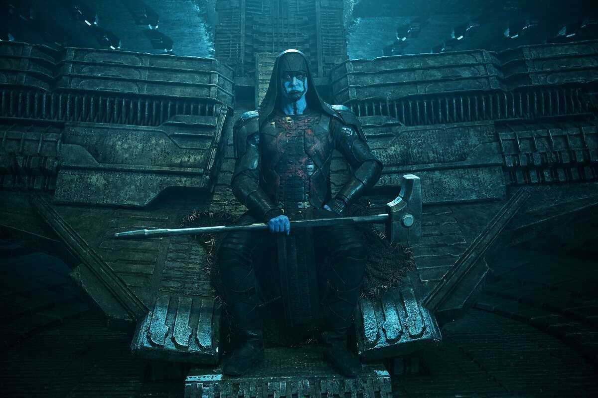 Marvel's Guardians Of The Galaxy Ronan (Lee Pace)