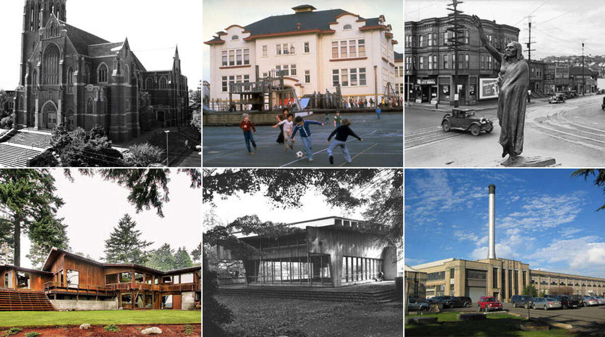 Click through for a look at Seattle landmarks added to the National Register of Historic Places since 1984.