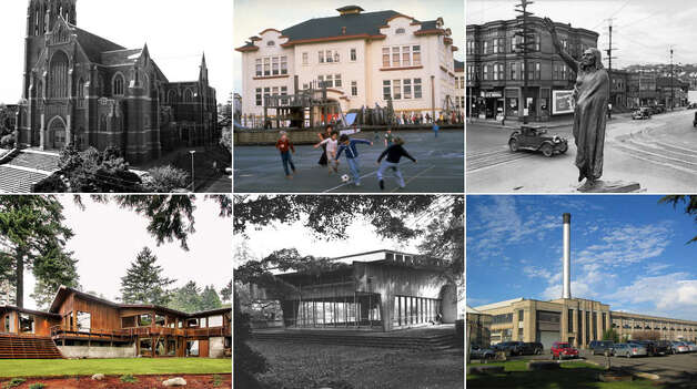 Click through for a look at Seattle landmarks added to the National Register of Historic Places since 1984. Photo: National Register Of Historic Places