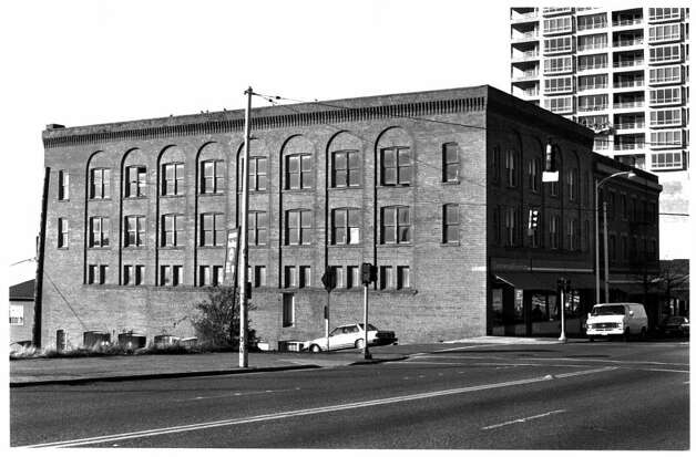 Guiry and Schillestad Building – 2101--2111 1st Ave.– Added to the National Register of Historic Places on Aug. 28, 1985. Photo: National Register Of Historic Places