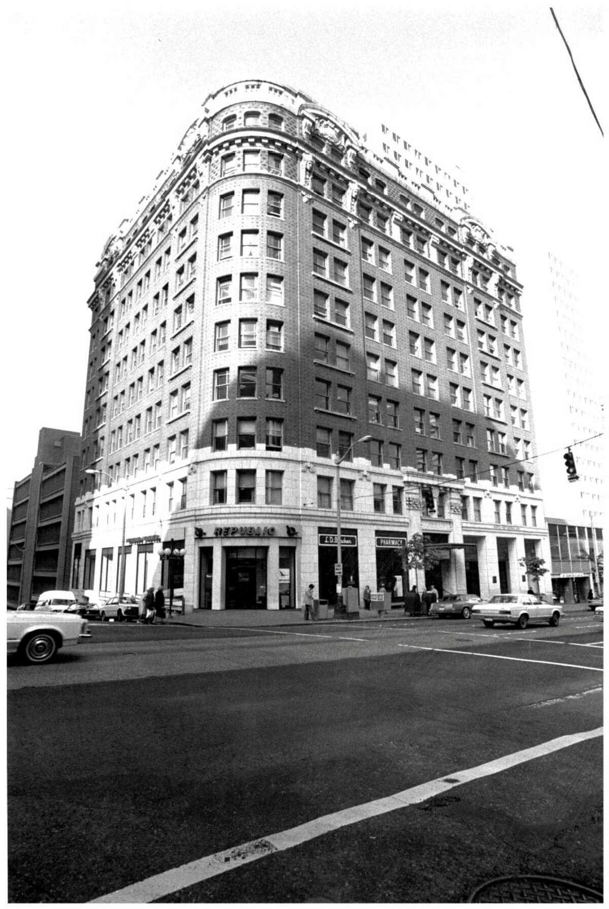 Cobb Building -- 1301-1309 4th Ave. - Added to the National Register of Historic Places on Aug. 3, 1984.